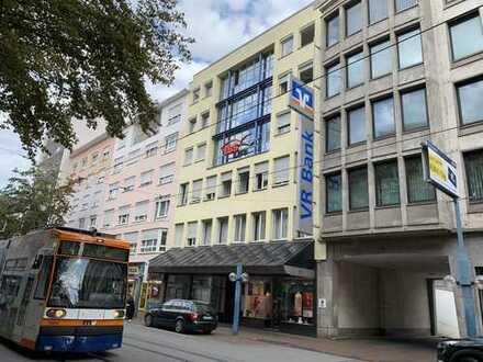Helle, freundliche Büroetage in neu renoviertem Geschäftshaus