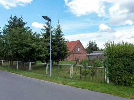 ☆ ☆ ☆ ☆ ☆ Torgelow-Holl: Rustikales Backstein-Haus, saniert, großes Nebengebäude mit Garage☆ ☆ ☆ ☆ ☆