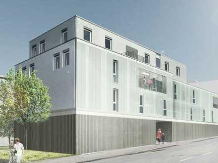 Erstbezug Schorndorf Kernstadt: Moderne 2, 3 und 4-Zimmer-Wohnungen mit Einbauküche und Balkon