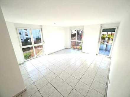 4,5 Zimmer-Wohnung in Heilbronn OST mit TG - sehr helle und unverbaubare Randlage