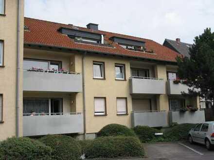 Wohnberechtigungsschein erforderlich! Geräumige 2-Zimmer-Wohnung zetrumsnah in Soest!