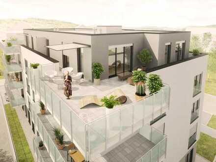 Traumhaftes Penthouse über den Dächern von LU