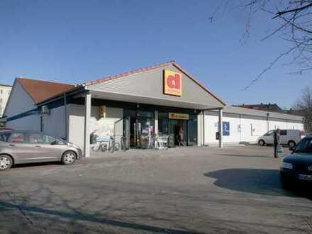 7,2% Rendite! Edeka-Diska-Lebensmittelmarkt im Stadtzentrum Wurzen bei Leipzig