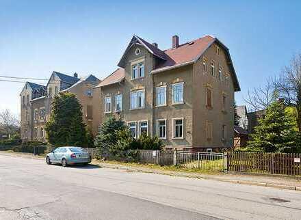 Mehrfamilienhaus in Chemnitz OT Einsiedel