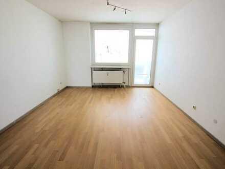 Freie 3-Zimmer-Eigentumswohnung mit Westbalkon!