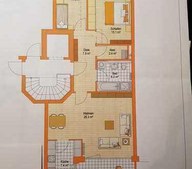 3-Zimmer-Wohnung mit Balkon und EBK in Regensburg