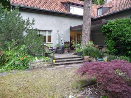 Top-Wohnlage-Haushälfte im Grunewald