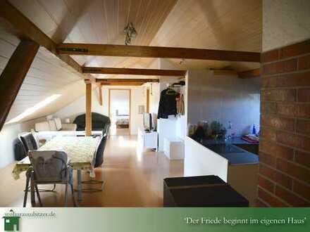 3 Zi Dachgeschosswohnung zu verkaufen