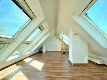 Lichtdurchflutete Dachgeschosswohnung in einer gehobenen Lage Köln-Rodenkirchen (Rondorf)