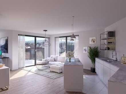 Tolle 3,5-Zimmer-Wohnung mit 2 Terrassen W10