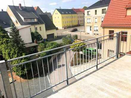 helle 3 Zimmer Wohnung mit großzügigem Balkon