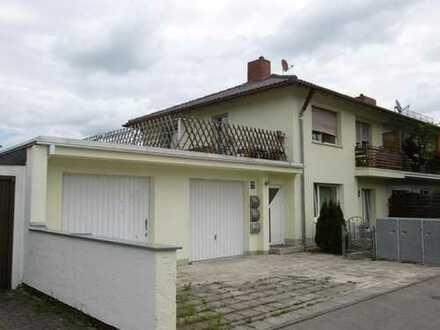 Grosshadern-Waldviertel - Reiheneckhaus mit 2 Wohnungen, 3 Bäder und grosszügiger Gartenanlage