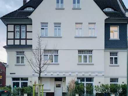 Stilvolle 2-Zimmer-Büro-Wohnung mit Garten/Terrasse und EBK in Düsseldorf