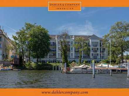 Eigentumswohnung direkt am Wasser