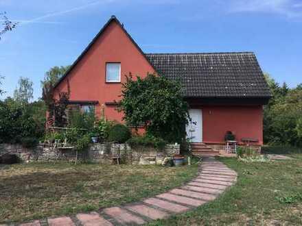 Einfamilienhaus mit großem Garten in Aschaffenburg, Nilkheim