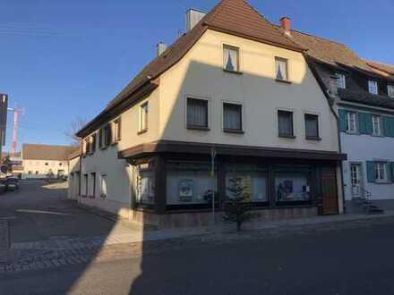 Wohn und Geschäftshaus in der Hauptstraße von Geisingen