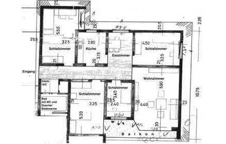 1.700 €, 131 m², 5,5 Room(s)