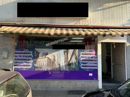 Ladenlokal in Toplage von Karnap sucht kreativen Besitzer
