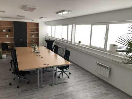 Abschließbares 8er Büro im COWORKING ALZEY