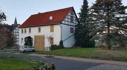 Schönes, geräumiges Haus mit fünf Zimmern in Breuna