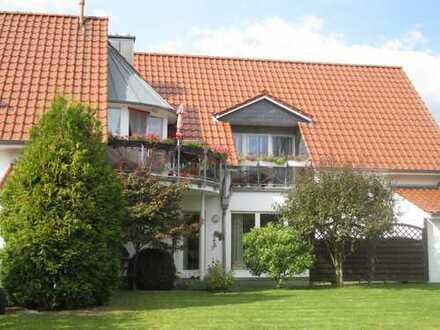 schicke 2 bis 3-Zimmer-Wohnung mit Südbalkon in Lemwerder