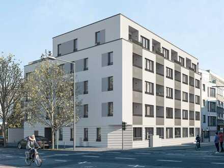 Zuhause in der Südstadt: 3-Zimmer-Wohnung mit 2 Bädern und sonnigem Balkon