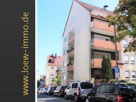 3 Zimmer Wohnung im Herzen Nürnbergs