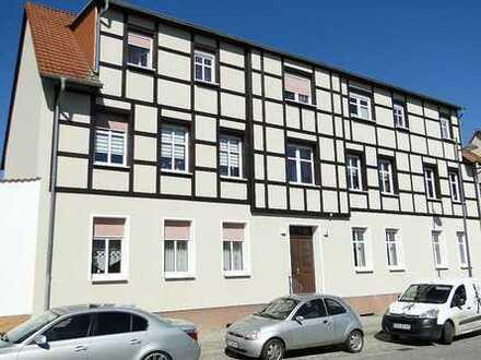 Tolle, gepflegte Eigentumswohnung in ruhiger Kyritzer Stadtrandlage