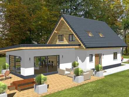 KFW55 Einfamilienhaus auf großem Grund im Außenbereich - Neubau!