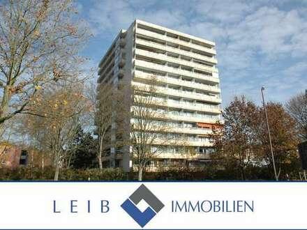 Vermietete 2 Zimmer-Eigentumswohnung im Bestzustand in Coburg-Süd