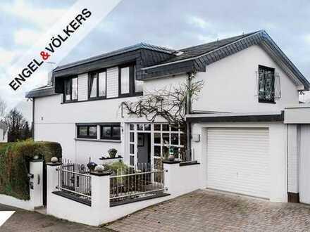 Großes Familienhaus mit Rhein-Main-Blick