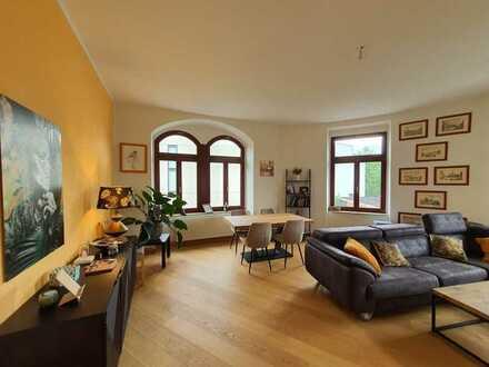 2-Zimmerwohnung mit ca. 77m² in 01097 Dresden