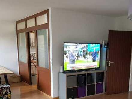 3,5 Zimmer Wohnung mit ca. 78 m² Wohnfläche, Balkon und Garage