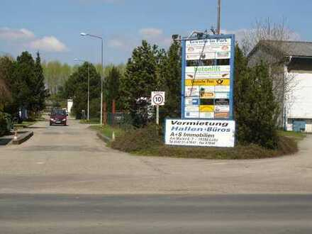 SCHWERIN GEWERBE-PARK BANZKOW - HAMBURGER FRACHTWEG-Kalthallenflächen