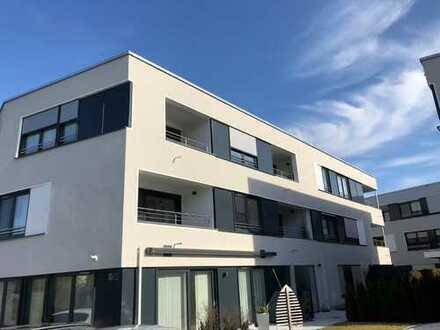 Exklusive, neuwertige 3-Zimmer-Wohnung mit Balkon inkl. Nutzung Einbauküche in Langenau