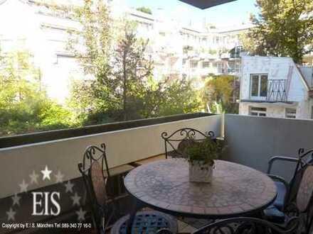 4,5-Zim.-Büro/Praxis in NEUHAUSEN * hell mit 2 Balkone und 1 Terrasse *