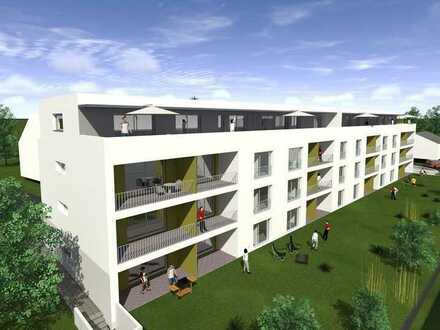 Penthouse-Wohnung mit herrlicher Weitsicht. inkl. 2xTG-Stellplatz +Dachterrasse 45m² in Memmingen