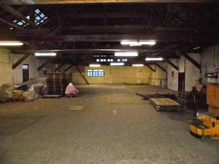 Lagerhalle in zentraler Lage 7 Min zur BAB