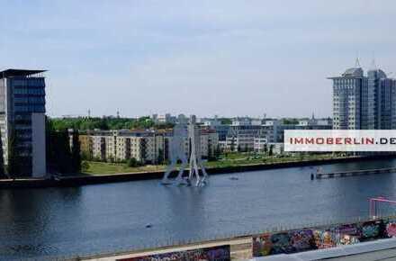IMMOBERLIN: Top-Dachterrasse! Traumhafte Wohnung mit tollem Ambiente