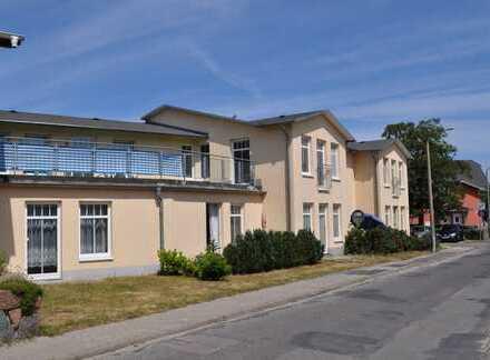 """""""Seebad Ahlbeck"""" - gemütliche 1 Zimmerwohnung, 750m zum Strand"""