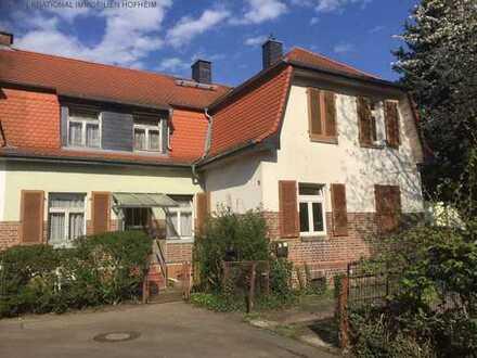 ***KAPITALANLAGE: Saniertes Reihenendhaus und Mittelhaus in Zeilsheim***
