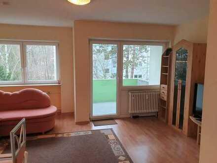 Kaufen, Einrichten, Einziehen! Schicke 3-Zimmerwohnung in der Waldlage der Waldstadt