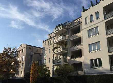 """Exklusive 3 ZKB - Penthouse-Maisonette Wohnung - Nähe Innenstadt Parkwohnanlage """"Klein Venedig"""""""