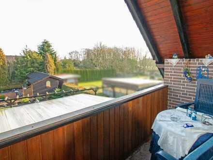 """""""Gemütliche Wohnung mit Balkon"""""""