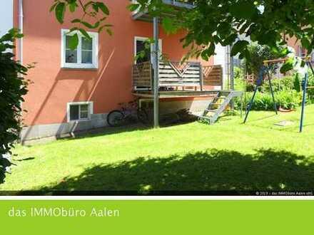 Modern wohnen - schöne 4 Zimmerwohnung in Ellwangen
