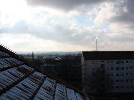 Großzügige Dachgeschosswohnung mit Einbauküche