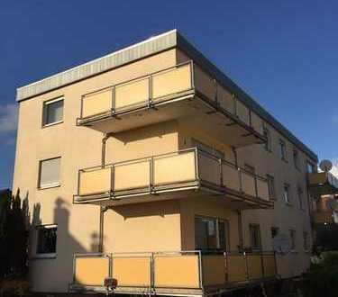 Modernisierte 3-Zimmer-Wohnung mit Balkon in Lorsch