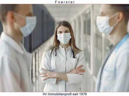 250-300 m² Büro-Etage für Ärzte zum Praxis Einbau in Bestlage zu verkaufen, PF-Wilf.-Hö.