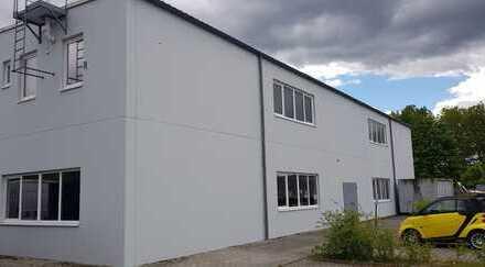 Büro, Produktion und Lager, Werkstatt. Glasfaser Hausanschluss