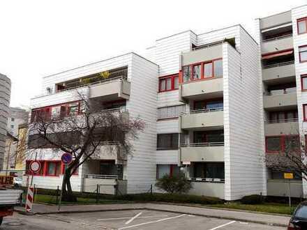 Kempten: 4-Zimmer-Familienwohnung in Forumnähe